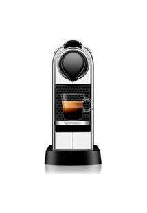 Cafeteira Nespresso Citiz Cromoda Para Café Espresso - C113Br