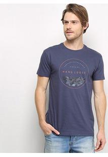 Camiseta Hang Loose Stamp Masculina - Masculino
