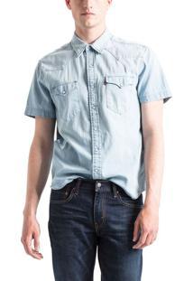 Camisa Jeans Levis Classic Western - L