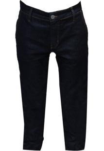Calça Jeans Mormaii Street Fit Masculino - Masculino-Preto