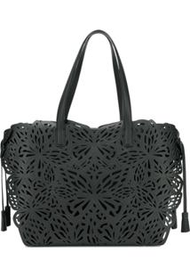 Sophia Webster Bolsa Tote Liara Mini - Preto