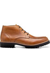 Ankle Boot ÉLie Bota Kobani Caramelo - Caf㩠- Masculino - Dafiti