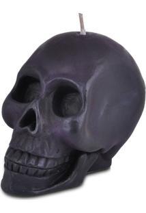 Vela Mcd Skull Candle - Unissex