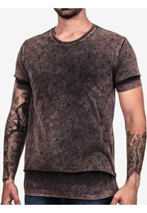 Camiseta Dupla Destroyed 101913