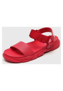 Sandália Colcci Chunky Vermelha