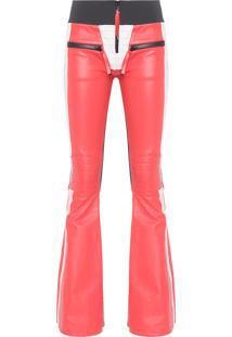 9598b5bb8 ... Calça Feminina Flare Mustache - Vermelho