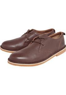 Sapato Couro Kildare Saddle Marrom