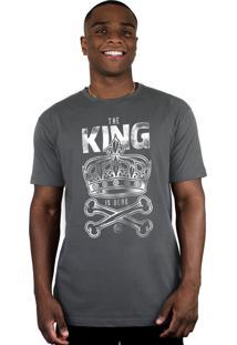 Camiseta Bleed American King Is Dead Chumbo