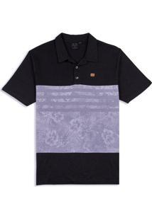 Camisa Polo Sublimated Mesh Oakley