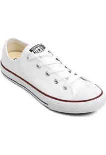 Tênis Converse All Star Chuck Taylor Sintético Branco Branco - 41