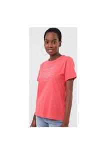 Camiseta Colcci Girl From Rio De Janeiro Rosa