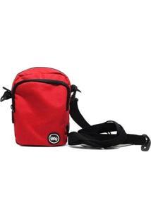 Bolsa Shoulder Bag Chronic - Unissex-Vermelho
