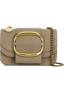 See By Chloé Hopper Crossbody Bag - Cinza