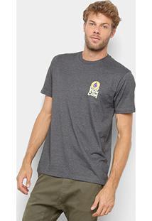 Camiseta Volcom Silk Sundown - Masculina - Masculino