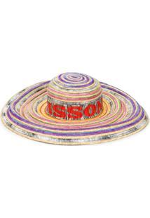 Missoni Mare Chapéu Listrado - Estampado