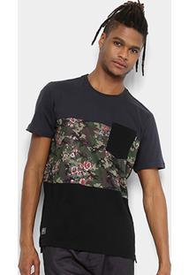 Camiseta Okdok Classic Masculina - Masculino