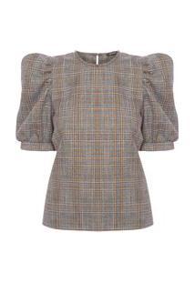Camiseta Feminina Scotland - Cinza