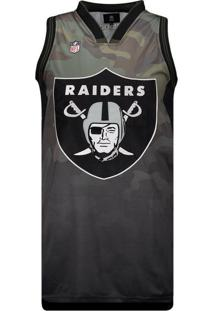 ... Regata New Era Nfl Oakland Raiders Camuflada 81619b21697