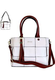 Bolsa Its! Shopper Branca