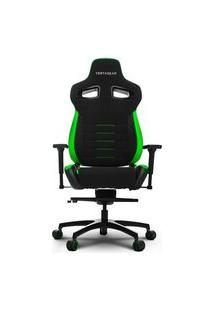 Cadeira Gamer Vertagear Racing Series P-Line Pl4500, Black/Green Edition - Vg-Pl4500-Gr