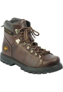 Bota West Coast Adventure Napa Raze Natural - Masculino-Marrom