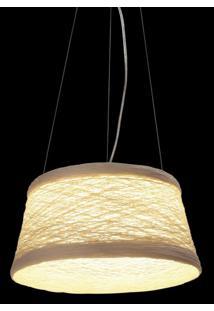 Pendente Para 3 Lâmpadas Uni 720 Design Taschibra Branco
