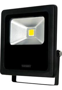 Refletor Tr Led 30 Taschibra 6500K Preto - 30W