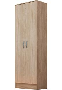 Sapateira 2 Portas Golden Nogal/Vanilla Touch Demobile