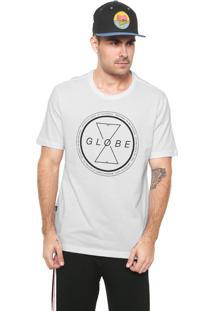 Camiseta Globe Maresia Branca