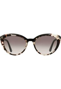 Prada Eyewear Ultravox Sunglasses - Preto