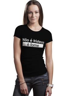 Camiseta Hunter Fome Preta