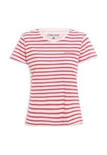 Camiseta Feminina Legend - Rosa