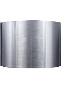 Arandela Attena Halopin Curva Sem Visor Alumínio