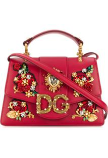 Dolce & Gabbana Bolsa Amore - Vermelho