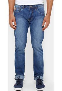 Calça Jeans Reta Colcci Rodrigo Tradicional Masculina - Masculino