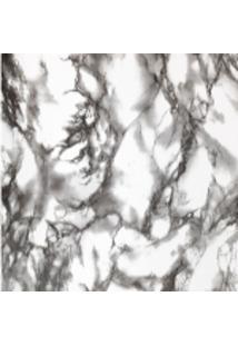 Kit 4 Rolos De Papel De Parede Lavável 3D Mármore Carrara Fwb