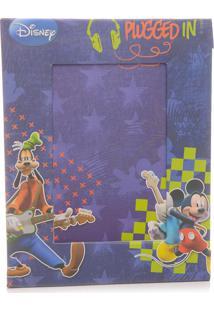 Porta Retrato Mickey E Pateta Vertical Gedex.