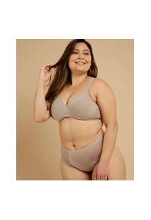 Calcinha Plus Size Feminina Alta Triumph
