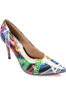 Sapato Scarpin Zariff Diversity