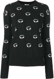 Kenzo Suéter Multi-Eye - Preto