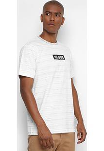 Camiseta Globe Flamê Sticker Logo Masculina - Masculino