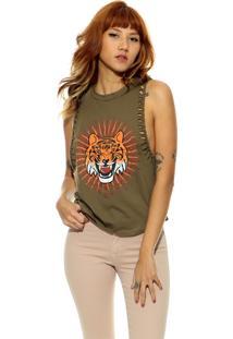 Kanui. Regata Lady Rock Tigre Militar a7f13003e25