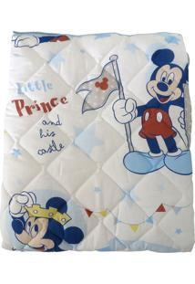 Edredom Minasrey Disney Baby Azul