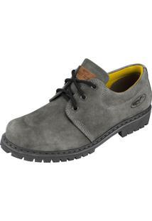 Sapato Beeton Walker402C Cinza