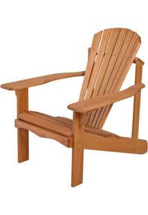 Cadeira De Descanso Com Braco Cor Stain Jatoba - 16527 - Sun House