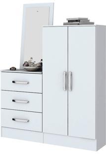 Comoda Henn B700-10 2 Portas Branco