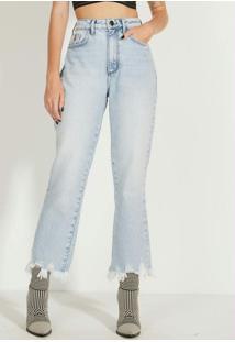 Calça Jeans Carol Azul Claro