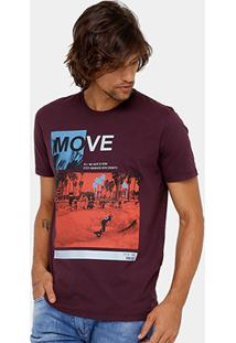 Camiseta Colcci Move Masculina - Masculino