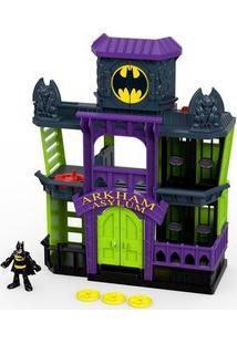 Imaginext Dc Play Set Arkham - Mattel - Imaginext Dc Play Set Arkham - Mattel