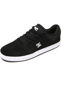 Tênis Dc Shoes Crisis Tx La Preto